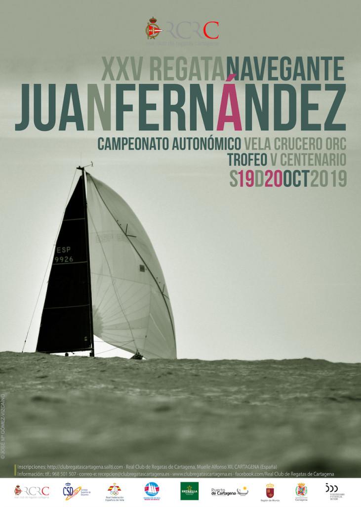 CARTEL XXV JUAN FERNANDEZ bis