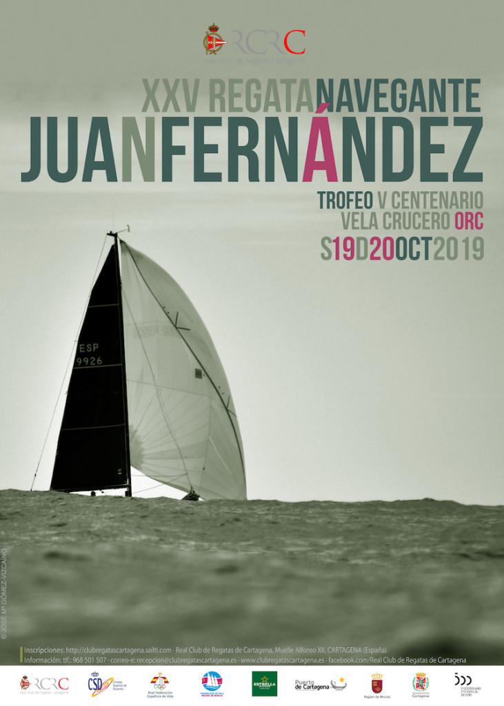 CARTEL XXV JUAN FERNANDEZ biws