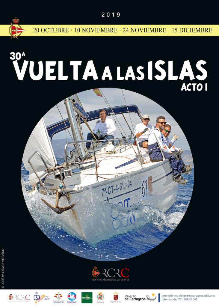 CARTEL XXX Vuelta Islas ACTO I