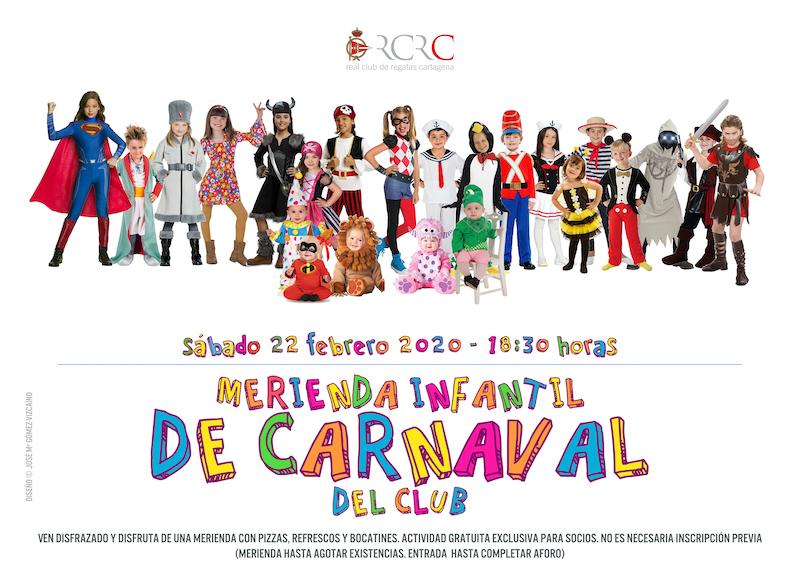 Carnaval 2020 rrss