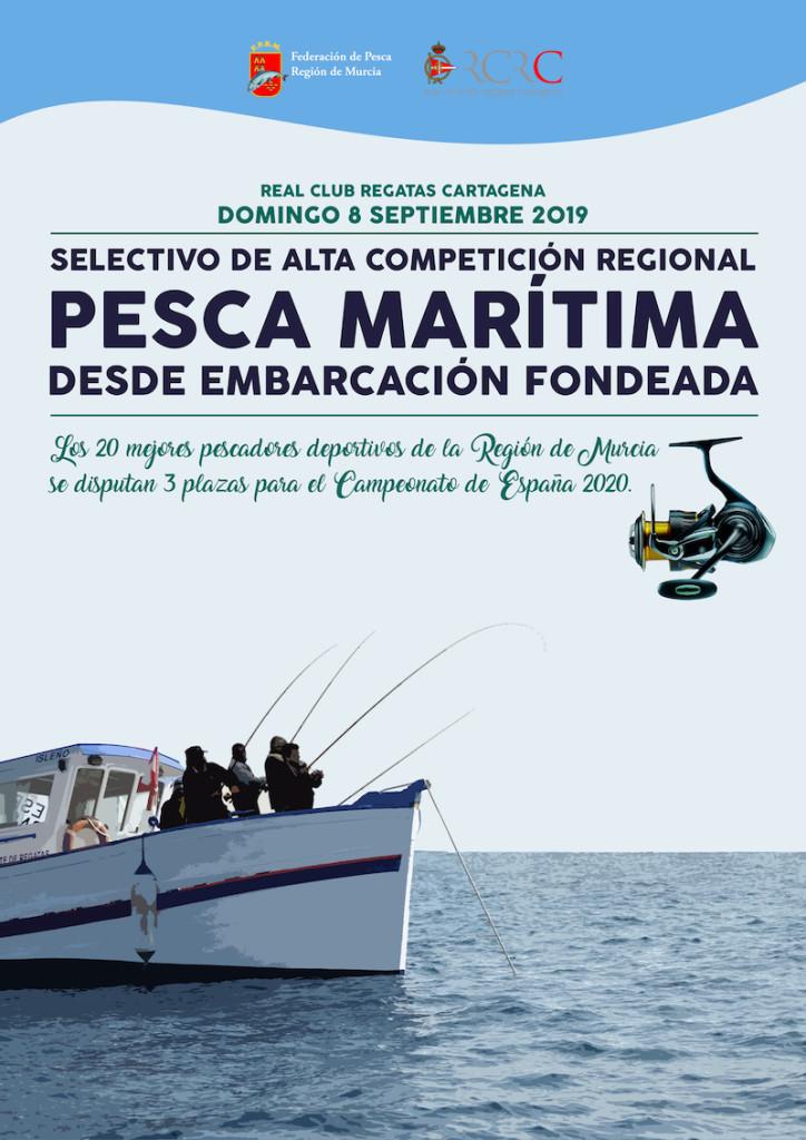 Cartel A3 Selec Pesca Fond sep 19
