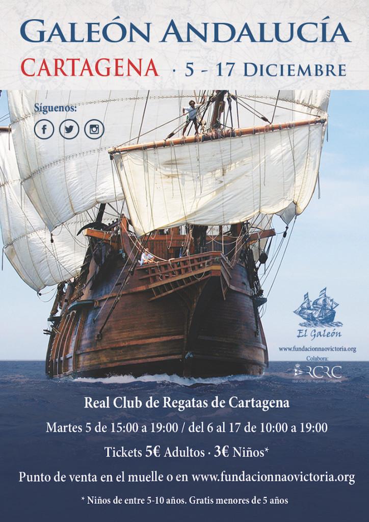 Cartel El Galeon RCRC
