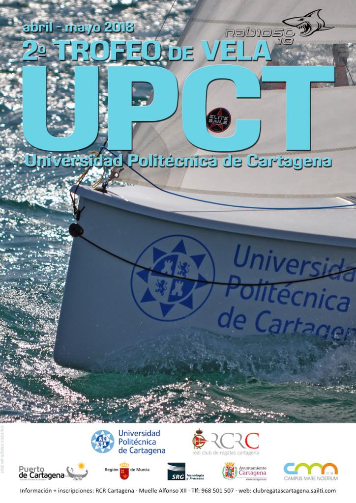 Cartel II Trofeo UPCT