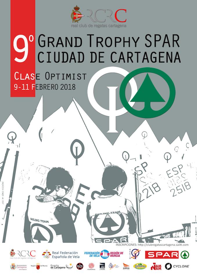 Cartel Spar Cdad Cartagena 2018