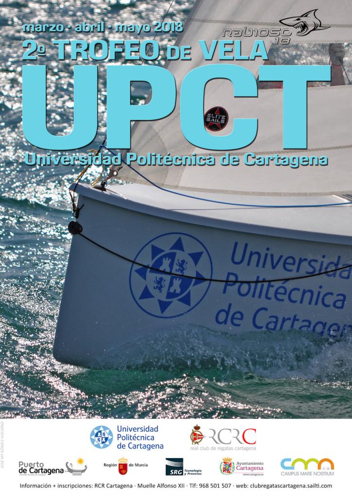 Cartel Trofeo UPCT