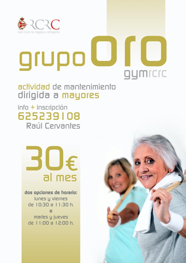 Grupo Oro cartel A3