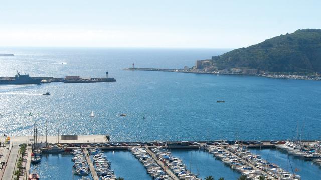 puerto general