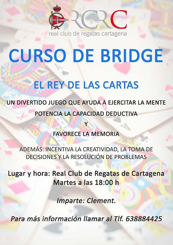CURSO DE BRIDGE