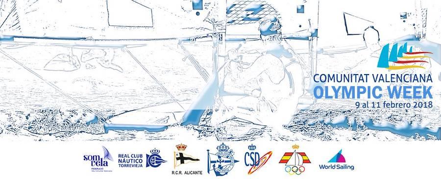 Semana Olimpica Com Valenciana 2018
