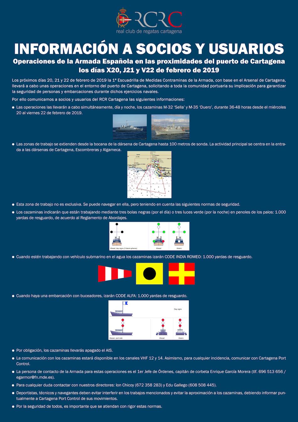 Info Operacion MCM F2019
