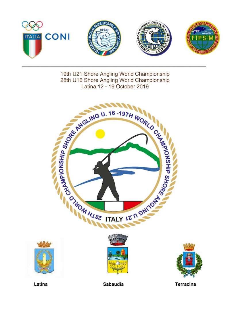 2019 world championship shore angling Italy _1