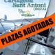 Agotadas las plazas de la Cartagena-Ibiza 'on line'