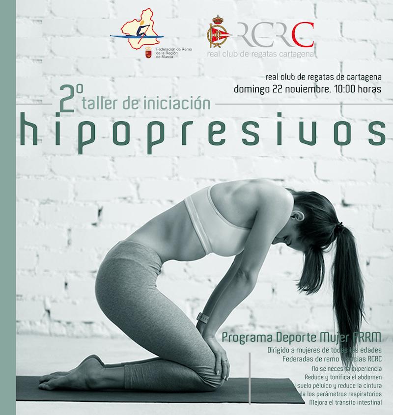 Cartel hipopresion 2