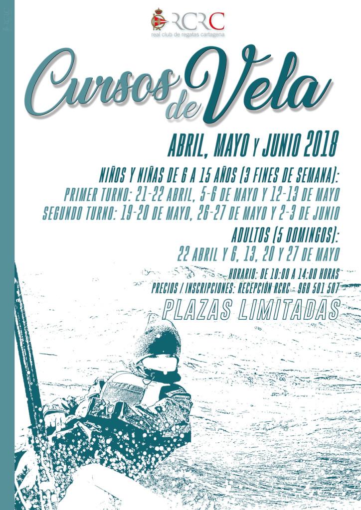Cartel Curso Mayo-Junio 2018