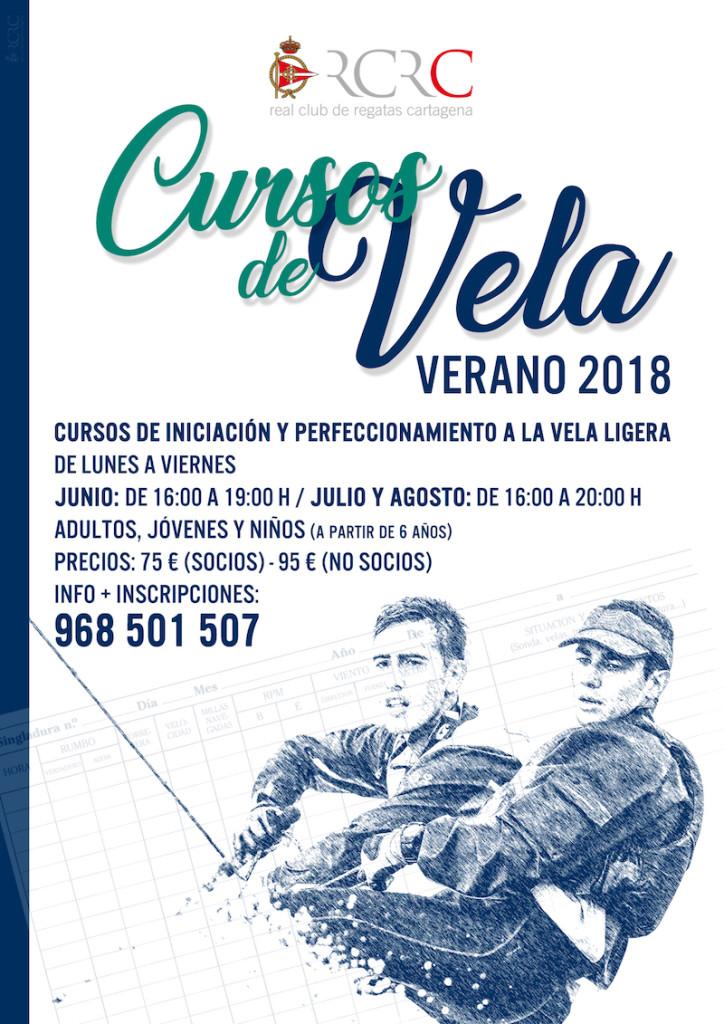 Cartel Curso Verano 2018