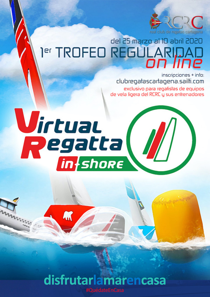 Cartel Trofeo Reg on line