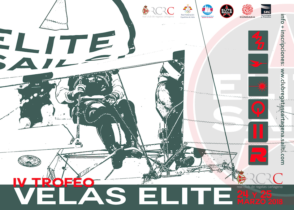 Cartel Trofeo Velas Elite 2018