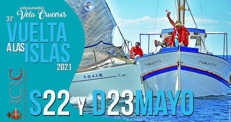 Cartel Vta Islas primavera 2021 dia