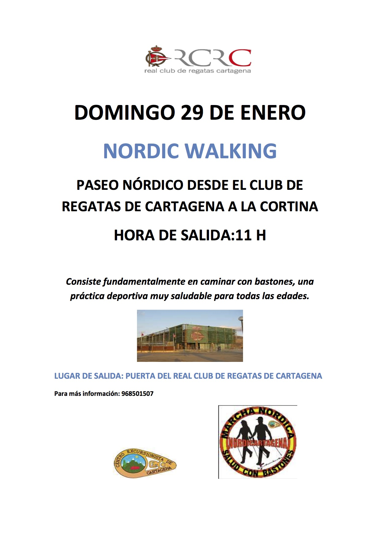 Nordic Walking PASEO