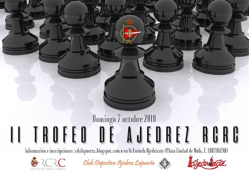 Cartel Ajedrez RCRC 2018_1