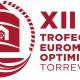 El Club, en el International Optimist de Torrevieja