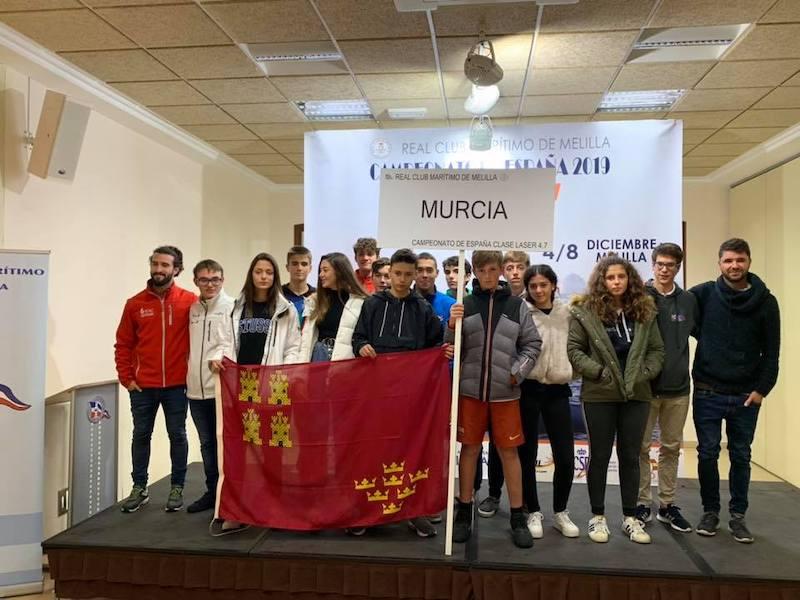 Campeonato España-Laser-Melilla 2019
