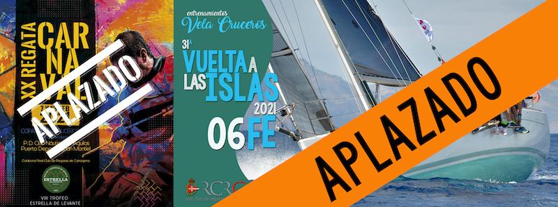 Cartel Vta Islas 2021 APLAZADO 6F
