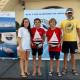 Pódium cartagenero en el Trofeo RCM Melilla Sport Capital